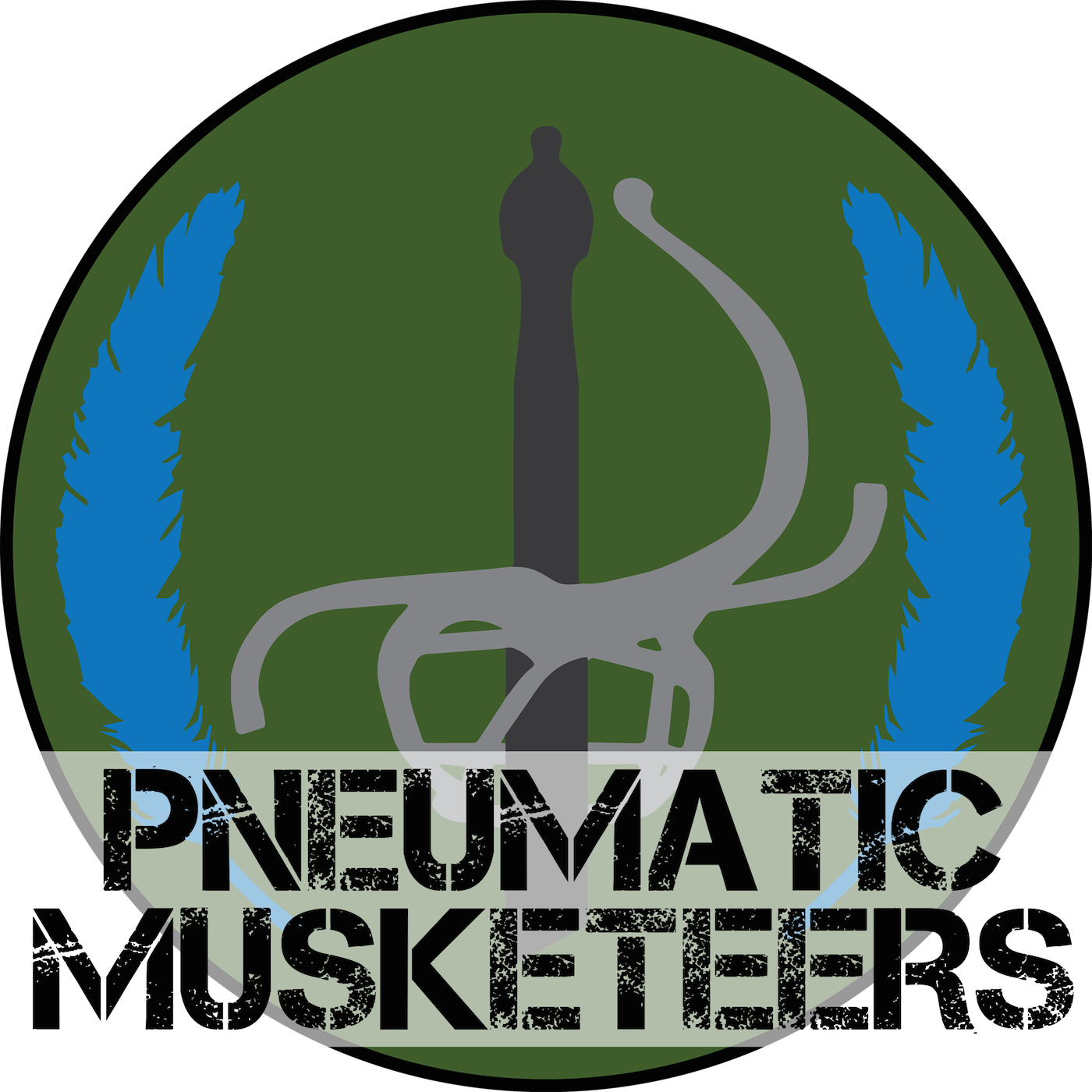 Pneumatic Musketeers Airsoft